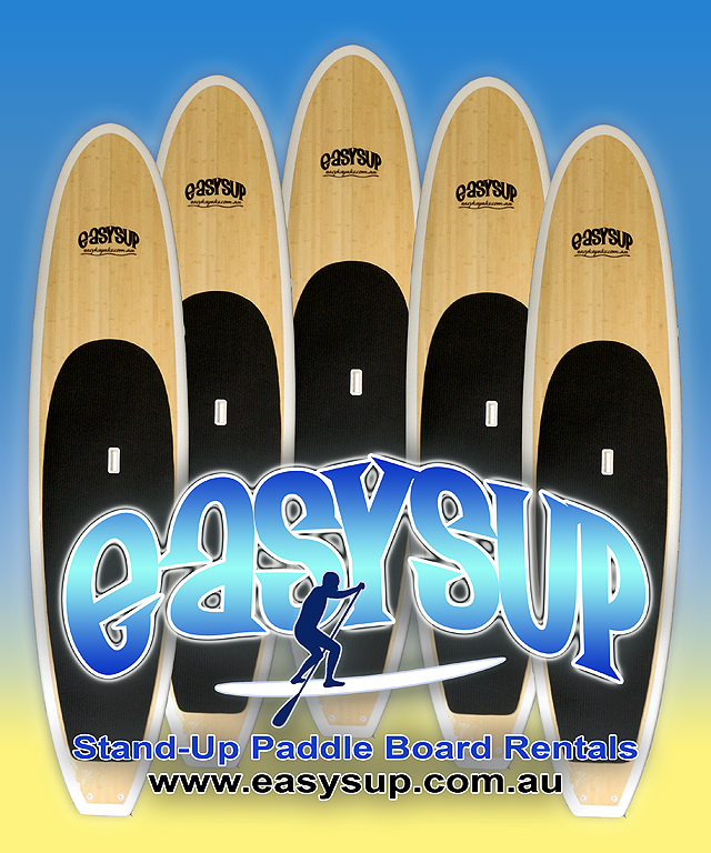EasySUP-paddleboards